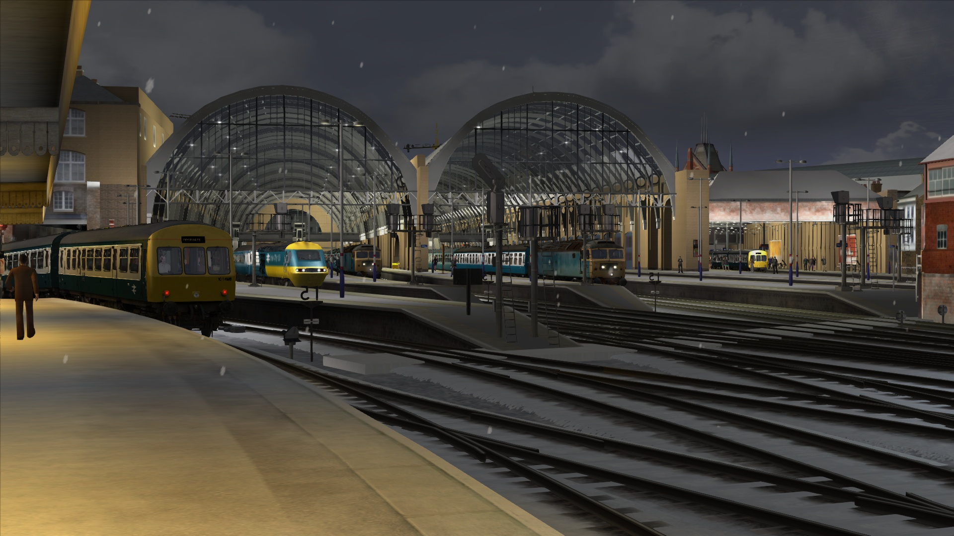 Train Sim World Screenshot Competition – Week 2 – TrainSimLive