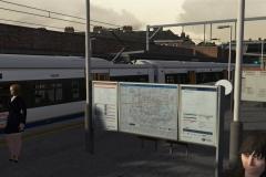 London Overground Ready to Depart